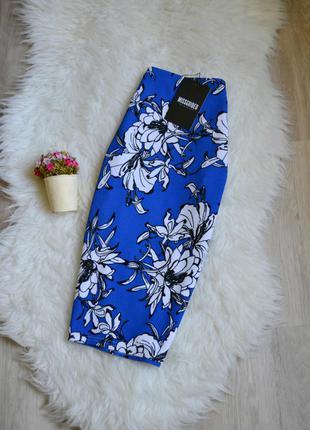Новая цветочная юбка missguided