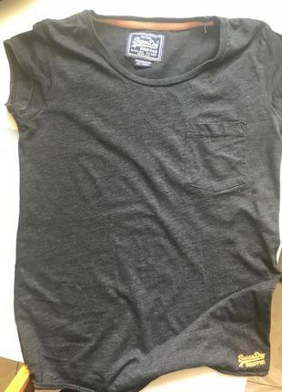 Отличная футболка super dry