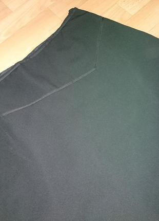 Отличная черная юбка большого размера