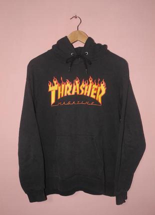 Худи thrasher(мужская,оригинал)s-м