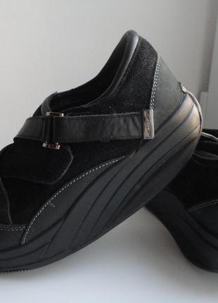 Кроссовки туфли для пассивного фитнеса mbt