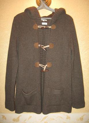Кардиган, свитер massimo dutti, р. m- l.
