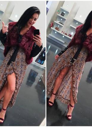 Новое шикарное платье mangano