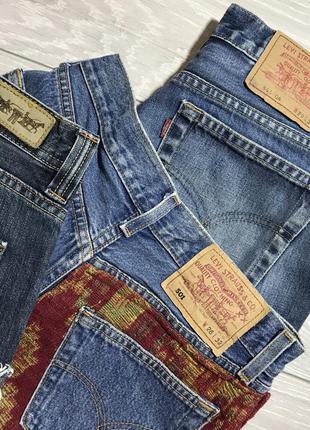 Джинсовые шорты levis оригинал короткие