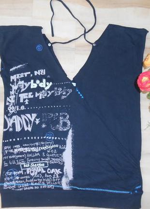 14-16  m l эксклюзивная хлопковая футболка4 фото