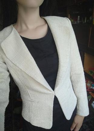 Жакет пиджак h&m