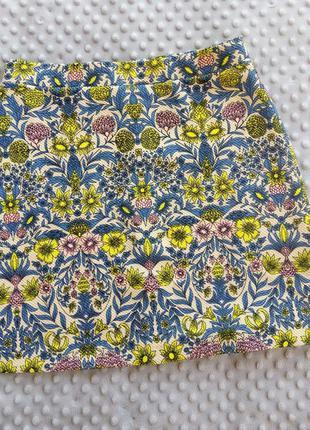 Красочная юбка h&m