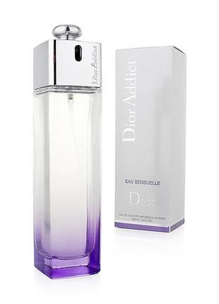 Christian dior addict eau sensuelle оригинал! b6bba2a11d41b