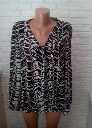 Стильная классная блуза