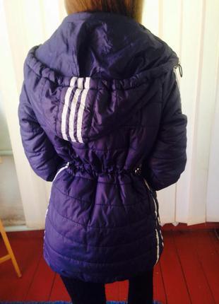 Куртка весна-осень adidas