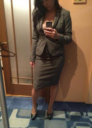Костюм orsay юбка и пиджак