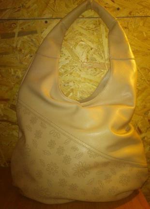 Стильная сумка мешок