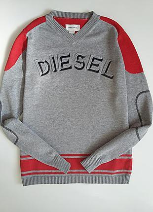 Котоновый джемпер diesel
