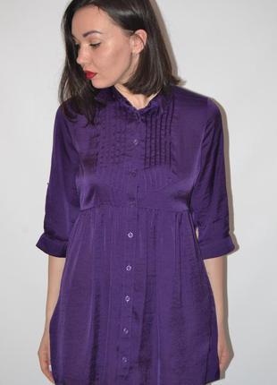 Платье рубашка dorothy perkins