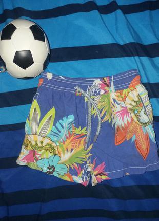 Крутые пляжные шорты