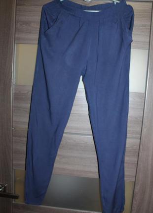 Штапельные штаны