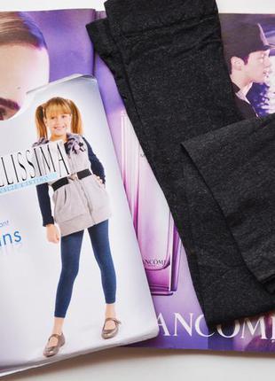 Лосины под джинс для девочки 4 лет от bellissima