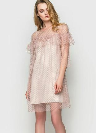 Платье украинского бренда vovk