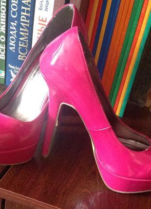 Фирменные туфли forever 21