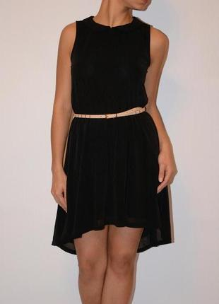 Ассиметричное эффектное платье от h&m