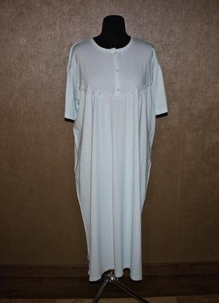 Ночная рубашка, хлопок, р.50-54
