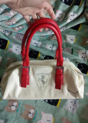 Брендовая сумка puma