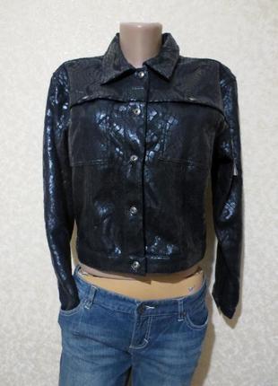 Крутой стильный пиджак fubu the collection