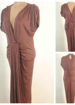 Трикотажное платье atmosphere  размер 50 (uk16 eur 44)