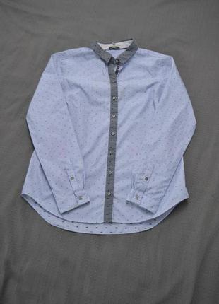 Рубашка в горошек next