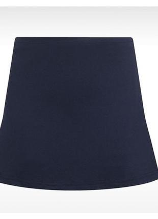 David luke спортивная юбка с шортиками, р.xs-s