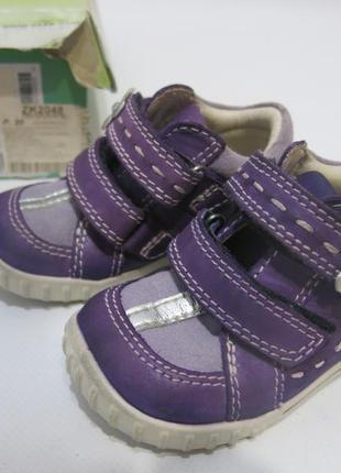 Ботиночки, кроссовки ecco