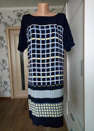 Платье marks & spenser штапель