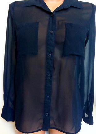 Рубашка-блуза.