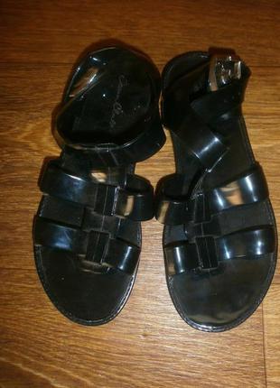 Ocean club босоножки сандалии черные