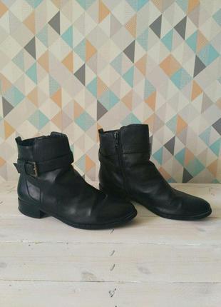Ботинки next на низком каблуке
