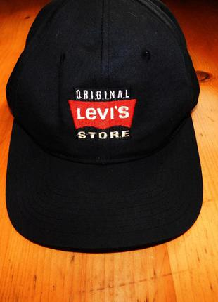 Кепка, бейсболка, бренд levi's, оригинал, покупали в америке. акция!