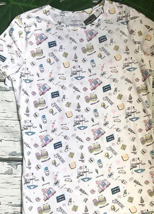 Классные футболочки primark