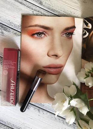 Кисть для тональной основы shiseido