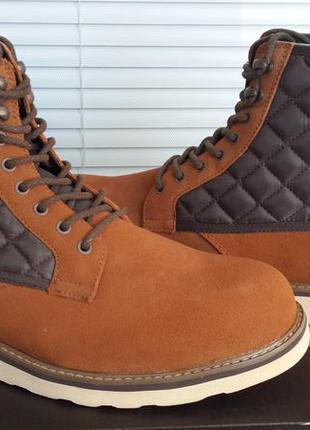 Stacy adams оригинал новые кожаные ботинки кроссовки размер 42 44  45