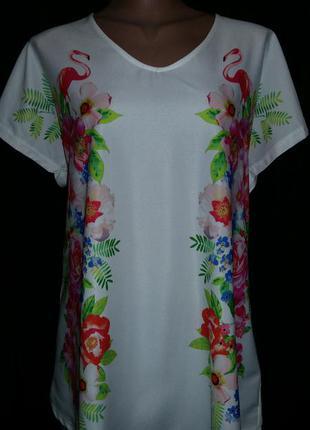 Блуза ,футболка  f&f