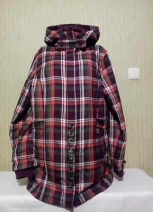 Курточка английского бренда kangaroos 54-56 размер