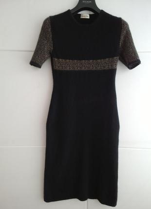 Кашемировое платье baoxi ana