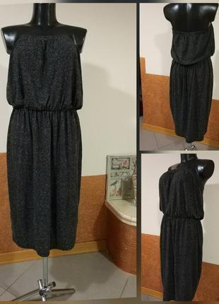 Фирменное стильное качественное практичное платье.