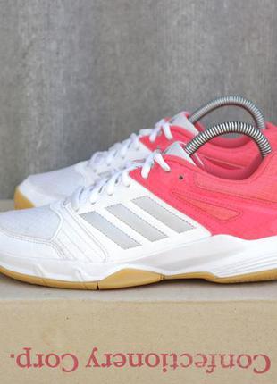 Adidas speedcourt w р.37-23,7см кроссовки.