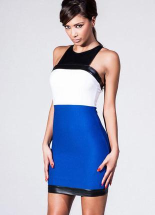 Нове плаття з еко-шкірою