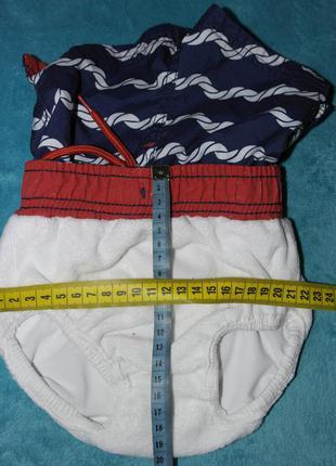 Tu шорты подгузники-плавки мальчику купальные шорты многоразовый подгузник