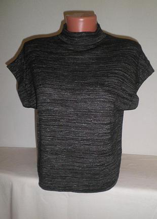 Фирменная мягусенькая футболка-топ