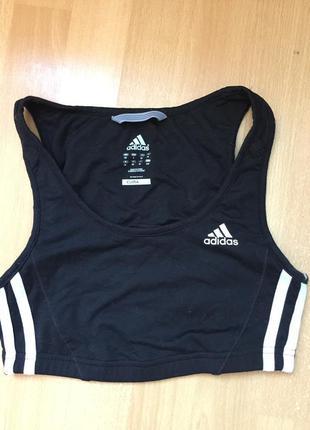 Adidas топ спорт р.s