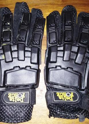 Защитные перчатки delta force, мото-вело