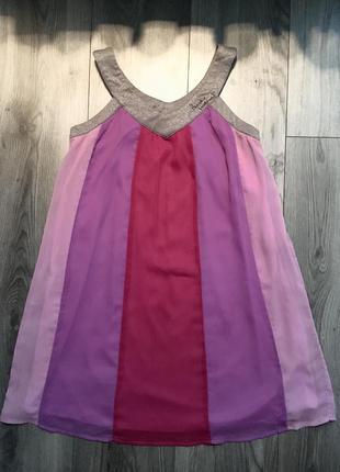 Платье , сарафан для девочки hannah montana, летние платья для девочек
